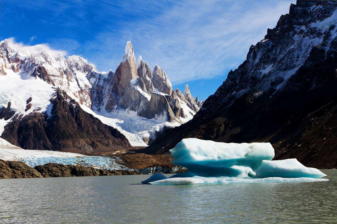 """""""Trekking in South America"""" a Photo Exhibit by Owen Floody May 29-July 3"""