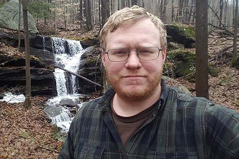 Kyle Fawcett featured in PA Dept of Conservation & Natural Resources article