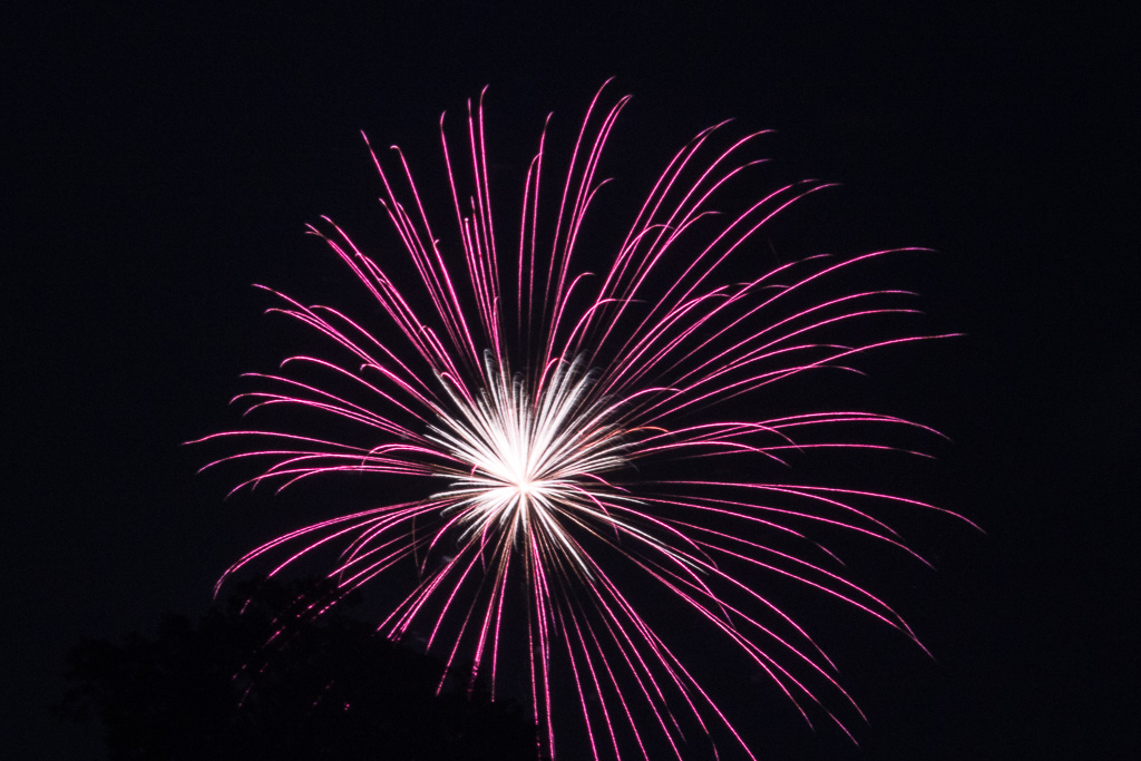 Lewisburg's Fireworks and how to shoot fireworks.